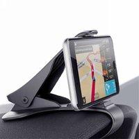hücre montajı toptan satış-Universal Araç Dashboard Dağı Tutucu Cep Telefonu GPS için HUD Tasarım Cradle Standı