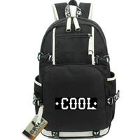 Wholesale cool laptops designs for sale - Group buy Cool day pack Letter design daypack Popular schoolbag Lovely packsack Laptop rucksack Sport school bag Out door backpack