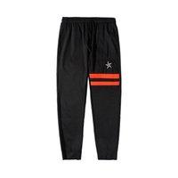 оригинальные ножки оптовых-19ss новые мужские спортивные штаны GIVEN CHYs модные брюки класса люкс Оригинальные брюки на заказ с мягкими штанинами Высококачественные ткани классический бренд Логотип