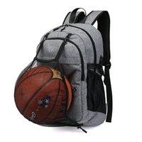 рюкзаки для ноутбуков оптовых-Мода Мужчины водонепроницаемого бизнеса 15,6-дюймового ноутбук рюкзак путешествия Bagpack военных студентов ранцы рюкзака