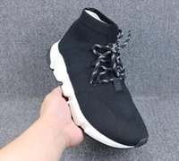 Wholesale new basketball socks resale online - Black bandage socks shoe Stretch Mesh High Sneake Sneakers new mens Camping Hiking Boots Training Sneakers Runners Sports Running shoes