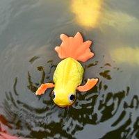 игрушка из ветровой рыбы оптовых-заводная игрушка suzakoo заводная вода плавание заводная игрушка один шт случайный цвет пластиковая коробка рыба лягушка