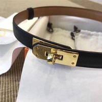 Wholesale belts business gifts resale online - Popular fashion brand KELLY H Real Leather designer belts for Womens business Casual Party Wedding Lovers gift Luxury belt With Original BOX