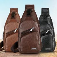 мешок с камуфляжем оптовых-Наружные сумки для кроссовок с небольшим изменением Wrap USB Мужская сумка для хранения с одной сумкой на плечо ZZA874