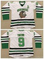 toews kampf sioux trikot groihandel-Hochwertiges # 9 Jonathan Toews College-Hockeytrikot NCAA North Dakota Fighting Sioux 9 Jonathan Toews-Trikots Universtiy A Patch