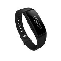 Wholesale bracelet smartband wristband tw64 online – V07 Bluetooth Smart Wristbands Blood Pressure Heart Rate Monitor Fitness Tracker Smartband Waterproof IP67 Smart Bracelet VS TW64