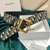 Wholesale belt flowers for sale - Group buy 2020 hot sale ladies fashion belt designer fashion casual belt classic blue flower with box