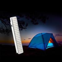 führte notbeleuchtung für häuser großhandel-Neue 60LED multifunktions Wiederaufladbare Notlicht Taschenlampe Mini 30 LED Notlicht Lampe 2 Modus Für Home Camp Outdoor
