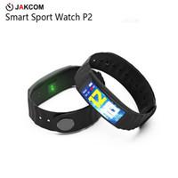 vidéos de produits achat en gros de-JAKCOM P2 Smart Watch vente chaude dans Smart Bracelets comme la vidéo de jeu de moniteur pour bébé tous les produits