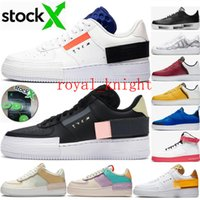 Wholesale casual shoes spring leather resale online - 2020 G Dragon N354 Summit White Para Noise Red Mens Running Casual Shoes triple Split LV8 Ivory women platform designer sports sneakers