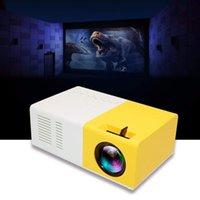 Adjustable 1080P Mini Projectors, Portable Manual Adjusting Overhead Projecting Apparatus, PC Multimedia, Home Theater