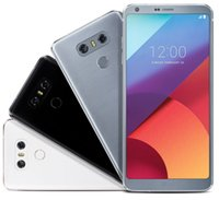 камера сотового телефона назад оптовых-LG G6 Оригинальный восстановленный сотовый телефон H871 / H872 / H873 / VS988 5.7-дюймовый 4 ГБ RAM 32 ГБ ROM с двойной задней камерой телефона