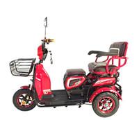 ingrosso sedile bicicletta elettrico-Motorino elettrico della bici con il motorino elettrico portatile portatile di scossa delle biciclette 48V 500W di Seat 3 ruote