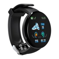 Wholesale android whatsapp smartwatch for sale – best 2019 Bluetooth Smart Watch Men Blood Pressure Round Smartwatch Women Watch D Waterproof Fitness Tracker WhatsApp For Android iOS