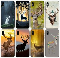 Wholesale soft case lg g2 for sale – best TongTrade Deer Hunting Case For iPhone Pro X XS Max s p s p Samsung A20 A20E A20S Honor X X X Motorola Moto G2 Soft TPU Case