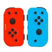 bluetooth controller am besten großhandel-Bluetooth Gamepad Controller Für Nintendo Switch Console Switch Gamepads Controller Joystick Für Nintendo Game Controller Joysticks