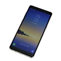 not free ram toptan satış-DHL ücretsiz Goophone not 8 9 N9 6.3 inç Cep telefonu Note8 Dört Çekirdekli 1G 8 GB Not 8 1280 * 720 Göster 4G ram 64G rom gösterisi 4g lte GPS WIFI Smartphone