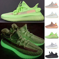 Wholesale glowing running shoes for sale - Group buy 2019 Glow In The Dark Clay Antlia True Form Hyperspace Mens Running Shoes Static Reflective Women Sport Sneakers Designer Trainers Size