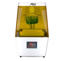 Wholesale uv printing machine for sale - Group buy Anet N4 Inch UV LCD D Printer Machine Innovation with K HD Colored Touchscreen U Disk Off line Print Printing