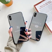 Wholesale browning brand phone cases online – custom New design brand mirror mobile phone shell suitable for the iPhone x XR x s Max S plus luxury shockproof