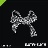 ücretsiz metal kelebekler toptan satış-Ücretsiz kargo 15x15 cm lot kelebek Rhinestones Isı Transferi Tasarım Demir On Motifleri yamalar Ücretsiz Özel Tasarım DIY DH381 #