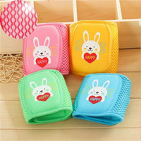 Wholesale infant crawling pads for sale - Baby Socks Crawling Knee Pad Infant Toddler Mesh Knee Pads Baby Safe Candy Color Baby Leggings