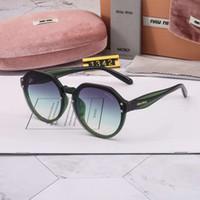 neue angekommene sonnenbrille großhandel-Designer-Sonnenbrillen Luxus-Sonnenbrillen Brand Sonnenbrillen für Frauen Stilvolle Sunglasse Glas UV400 6 Stil 2019 Neu Kommen