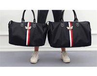 наплечные сумки для мужчин оптовых-Дизайнерские роскошные сумки кошелек дорожные сумки большой емкости мужская фитнес-сумка модная сумка Косая сумка пчела водонепроницаемый для дам горячая