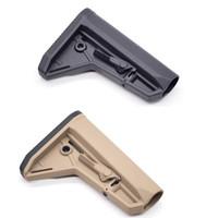 ingrosso accessori pistole aria-per calcio stile MOE SL-K per fucili ad aria compressa Airsoft M4 / M16 Gen8 Jinming9 AR15 M4 M16 BD556 Accessori per paintball per gel blaster