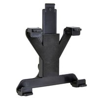 Wholesale Universal Car Seat back bracket ABS PC Adjustable holder for tablet pc ipad and any other inches LLFA