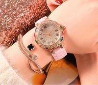водонепроницаемые часы оптовых-2019 Новые роскошные бриллианты, керамика, водонепроницаемые, женские часы. бесплатная доставка
