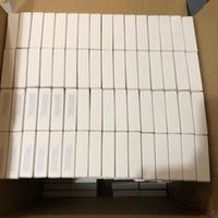 ingrosso scatola di imballaggio di iphone di apple-Nuovo imballaggio al dettaglio Scatola OEM Qualiity 144 Metallo intrecciato 1m 3FT 2m 6FT OD 3.0mm Cavo di ricarica per sincronizzazione dati USB per iPhone 7 6s 8p