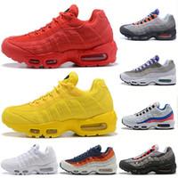29569e62641 Discount Running Shoes 95 mens Neon Grape Panache Greedy 95s Women Triple  White Black Yellow Red Designer Sports Sneakers 36-46 Drop Ship