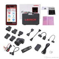 lançamento bluetooth obd2 venda por atacado-Lançamento X431 Pro Mini Auto Ferramenta de Diagnóstico de Suporte WiFi / Bluetooth Sistemas completa Pro prós mini-OBD2 Diagnostic Scan Tool Atualização Online