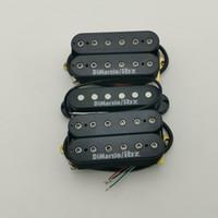 DiMarzio IBZ Alnico5 Guitar Pickups RG2550   RG2570 HSH Electric Guitar Pickup N M B 1 Set