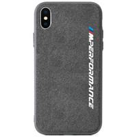 Wholesale huawei shipping resale online - luxury Turn fur car logo bmw performance Phone Case for iphone X XR XS Max S plus SAMSUNG s8 s9 s10 plus huawei mate