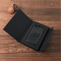 personnaliser le cas de téléphone flip achat en gros de-Nouvelle arrivée de haute qualité Flip Box pour iPhone X cas personnalisé votre propre logo Boîte d'emballage universelle pour Huawei Couverture de téléphone portable