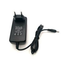 lenovo miix venda por atacado-50 pcs 12 v 1.5a 18 w tablet carregador de bateria para ac3 iconia tab w3-810 a100 a101 a200 a101 a120 a110 a111 a550 para lenovo miix 10 miix2 10