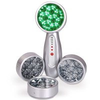Wholesale home led skin rejuvenation device for sale - Group buy 4 Colors LED Photon Home Use Device For Skin Rejuvenation Skin Care Lithium ion LEDs Anti aging Skin Care Instruments