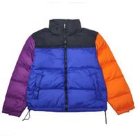 ingrosso s outerwear-19FW design di lusso Mens ricopre il rivestimento di alta qualità marca famosa uomini donne coppie progettista tuta sportiva di modo Mens giacca designer