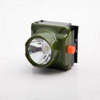 Wholesale miner lamps resale online - New Headlamps Charging Type Headlight Portable Miners Lamp LED Waterproof Strong Lighting Outdoors Riding Glowing In The Dark onG1