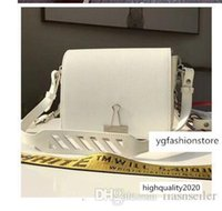 Wholesale baby blue handbags resale online - Designer Diagonal Baby Off Mini Flap Bag Woman Classic Bags Simple Small Square Pink Blue Red White Black Sculpture Handbag Size cm