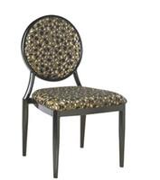 ingrosso coperture di sedia blu-Vendita al dettaglio e all'ingrosso di legno imitazione alluminio blu o beige rivestimento in tessuto rotondo ristorante sedia da banchetto