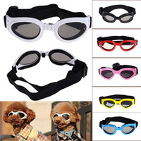 gafas de sol de cachorro al por mayor-Gafas de sol para perros Cute Mini Fashion Gafas de sol Gafas para mascotas Gafas Eye Puppy Eye Protection hot CNY1605