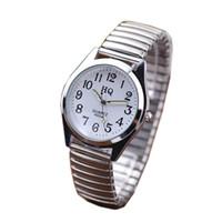 viejos relojes digitales al por mayor-Hombres viejos Relojes digitales grandes Relojes de acero inoxidable Relojes luminosos Pareja Casual Reloj de pulsera de cuarzo para hombres y mujeres