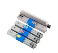картриджи, совместимые с xerox оптовых-Совместимый OKI 310 330 331 510 530 351 352 361 362 561 562 C310 C330 C331 C510 C530 MC351 C352 MC361 MC362 MC561 MC562 Комплект тонера