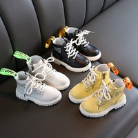 Wholesale flash black resale online - Baby Boots Kids Designer Shoes Girls Toddler Baby Shoes Kids Trainers Flash Light Net children Sneaker Boys Shoes