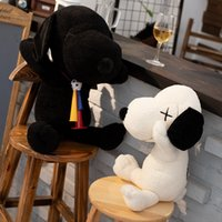 Wholesale stuffed animals dogs for sale - KAWS UNIQLO UT x LARGE PEANUTS SNOOPY Toy Inches Plush stuffed Doll Stuffed Animals Doll KAWS Dog Plush