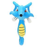 ingrosso migliori bambole del ragazzo-Kingdra Pikachu bambini peluche farcito bambola giocattolo per bambini morbido cartone animato peluche per ragazzi ragazze migliore vacanza giocattoli regali all'ingrosso