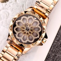 relojes de diamantes púrpura al por mayor-Reloj de diamantes Reloj de lujo Relojes de lujo para mujer Reloj de cuarzo chanil de 35 mm. Relojes de oro y púrpura para mujer. Reloj de pulsera de color de banda múltiple.
